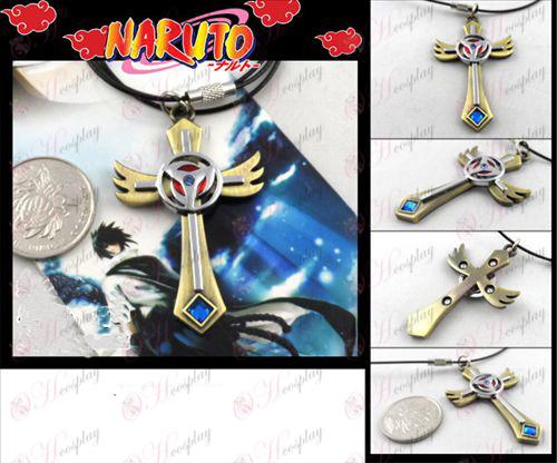 Naruto kakashi necklace bronze