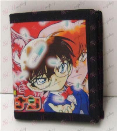 PVC carteira Conan