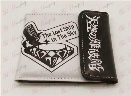 Conan 14 anniversary snap wallet (Jane)