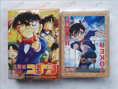 Hardcover edition of Poker (Conan)