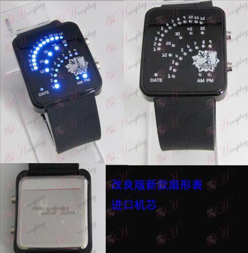 15-та годишнина на Конан фен LED часовник