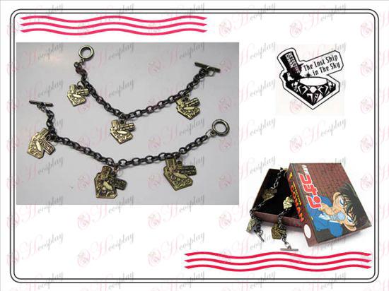 Conan 14 anniversary couple bracelets (B)