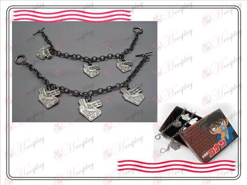 Conan 14 anniversary couple bracelet (A)