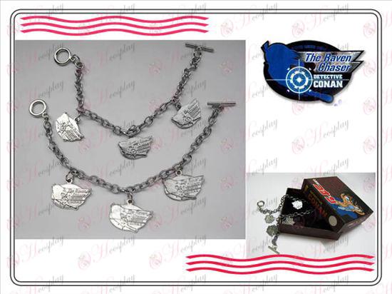 Conan 13 anniversary couple bracelet (A)