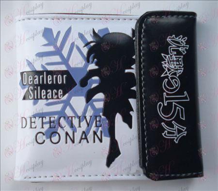 Conan 15e portefeuille d'arrêt d'anniversaire (Jane)