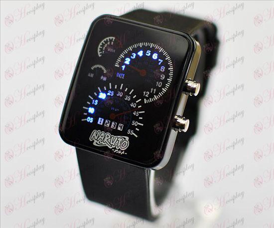 Naruto - Naruto - арматурното табло Часовници