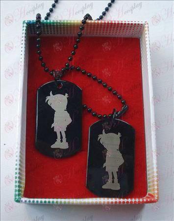 Conan shuangpai necklace