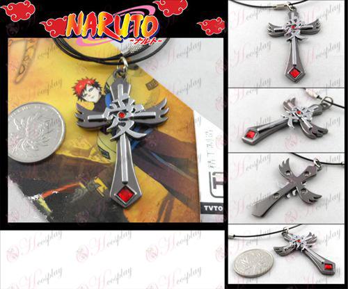 Naruto mot amour collier couleur des armes à feu