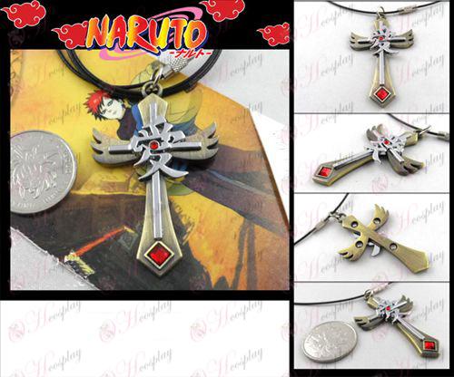 Naruto mot amour collier de bronze