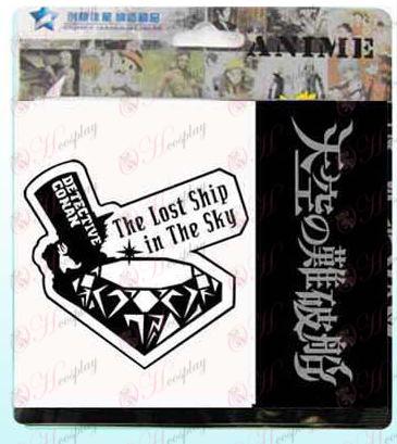 Conan 14th Anniversary logo snap wallet
