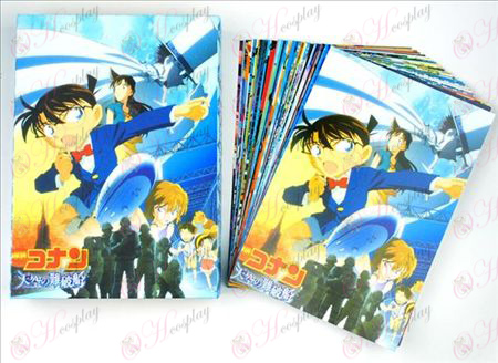 Conan Postcard + Card A