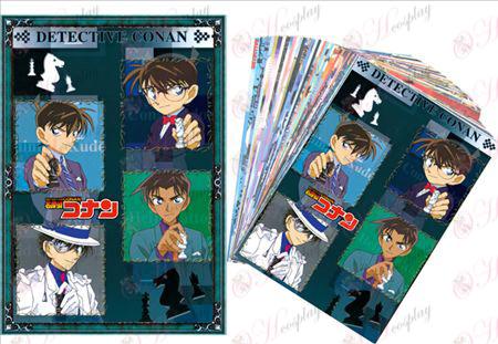 Conan Postcard + Card 2