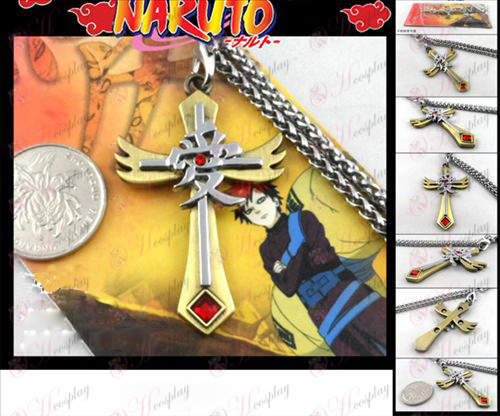 Naruto word love Strap bronze