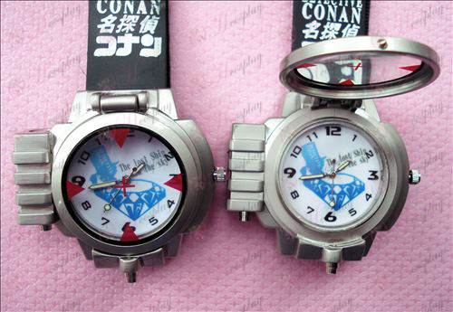 14th Anniversary Gift Box DMB Conan laser watch (color)