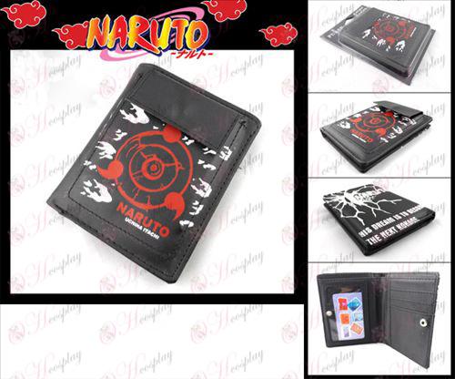 Naruto напиши кръгли очи кратко портфейла