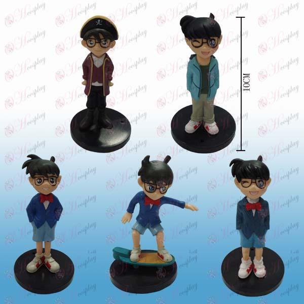 A5 models big black doll character Conan