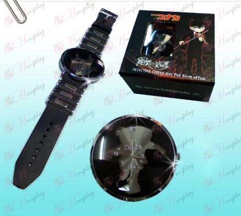 Conan Esecuzione di orologi neri