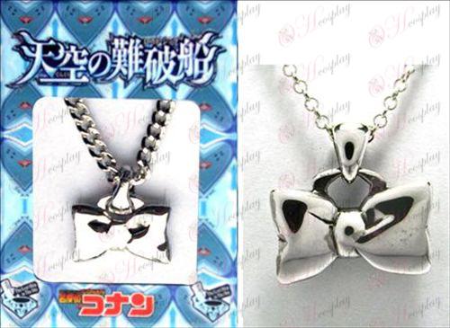 A bow tie necklace Conan