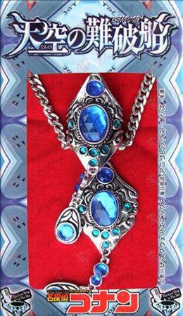 Conan 14 anniversary necklace + ring
