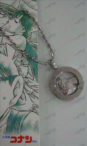 White Steel Necklace (Pearl) 14th Anniversary of Conan