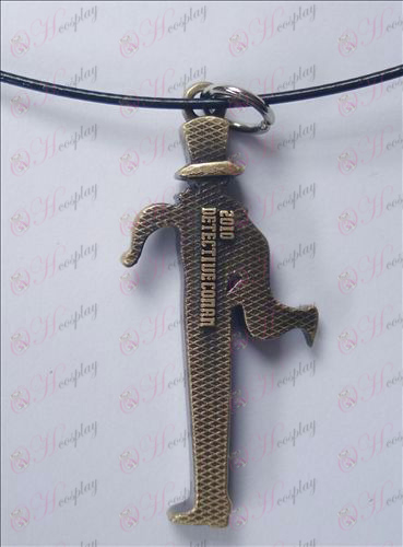 Conan kidd necklace