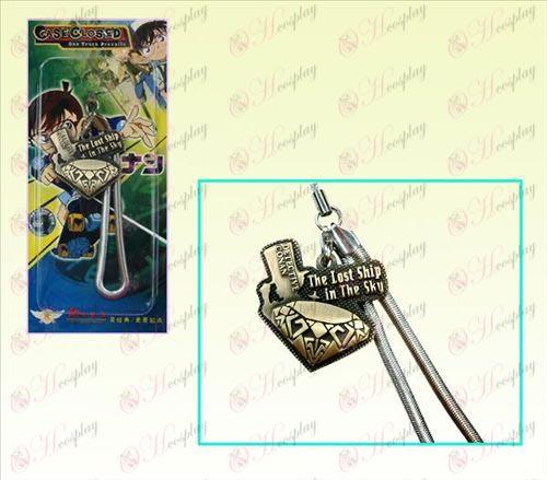 Conan 14th anniversary logo phone chain