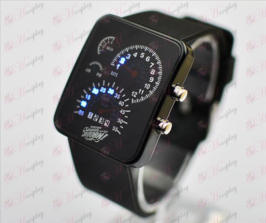 (07) Reborn! Accessories-meter dish watch