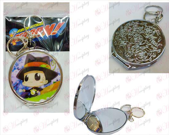 Reborn! Accessories round mirror -2