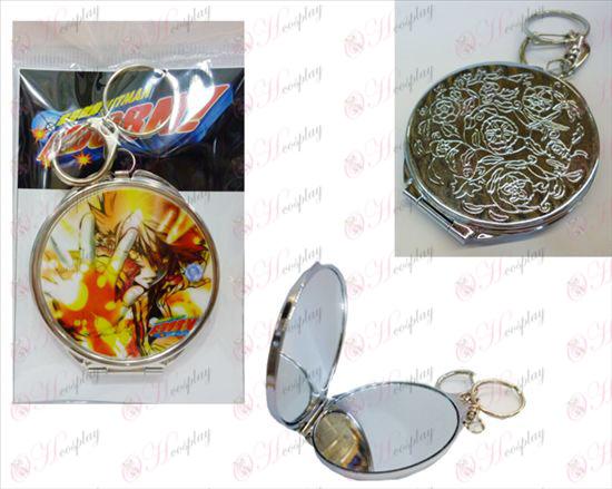 Reborn! Accessories round mirror -1