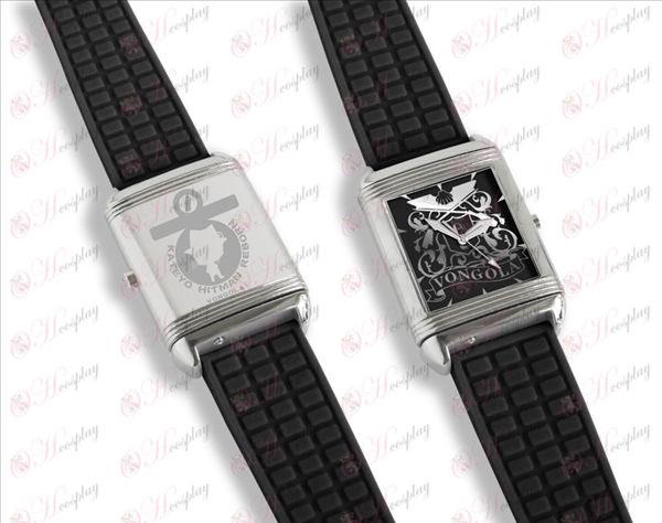 Dual kirjaimellisesti flip kellot (Reborn! tarvikkeet)
