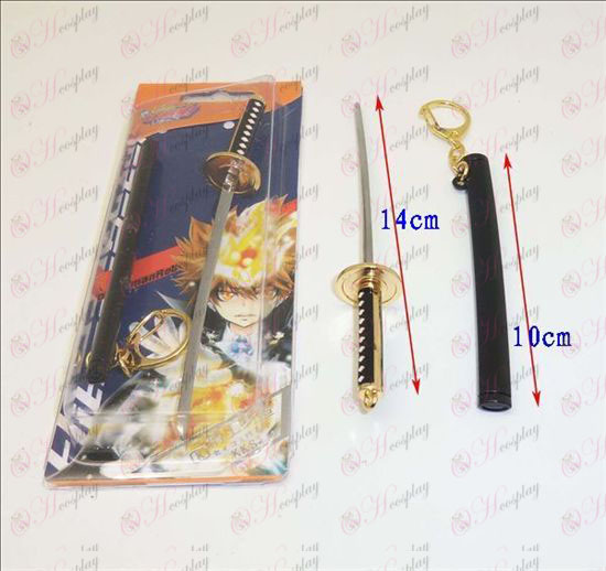 DReborn! Accessories Yamamoto Takeshi buckle knife sheath