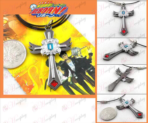 Tutoring necklace gun color