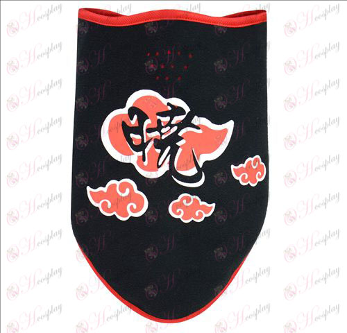 Naruto Red Cloud mask (stor)