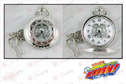 Scale hollow pocket watch-Reborn! Accessories
