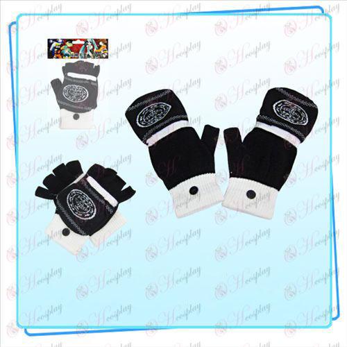 Reborn! Accessories Dual Gloves (black)