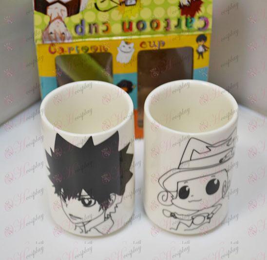 Tutoring couple cups