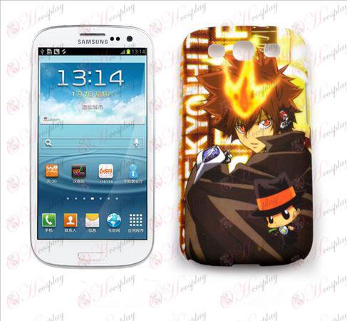 Samsung I9300 mobile phone shell - Tutoring 08