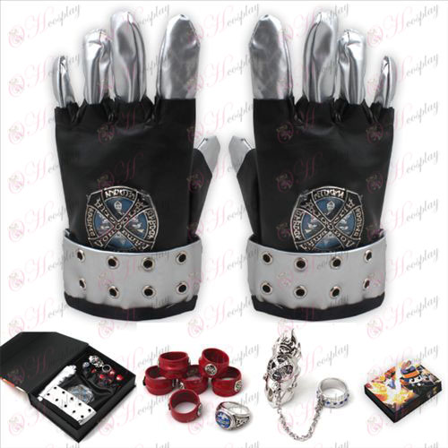 Reborn! Accessories Gloves + finger + ring + Ring Set