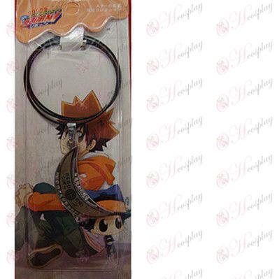 Reborn! Accessories Ozora Moon series wire chain