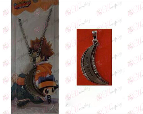 Reborn! Accessories league word necklace Moon Series 0