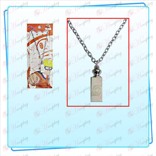 Naruto necklace weights