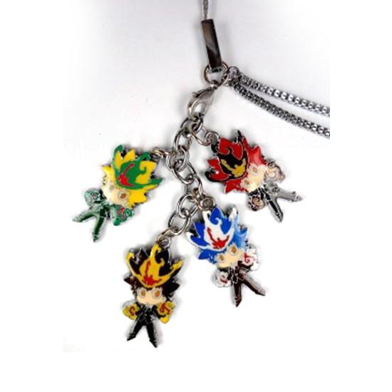 Reborn! Accessoires-Een telefoon ketting hanger stalen kleur 4