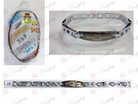 Reborn! Accessories Alliance stainless steel diamond bracelet