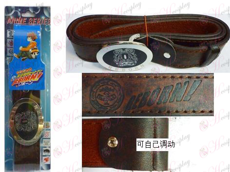 Reborn! Accessories new belt