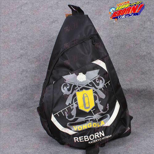 Reborn! Аксесоари Vongola лого Оксфорд плат мъкна триъгълник