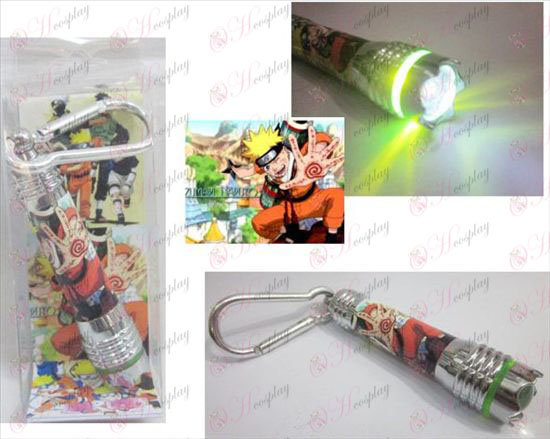 Naruto mini flashlight