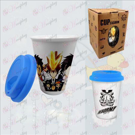 Doppelte Farbe Keramik-Tassen (Reborn! Zubehör)