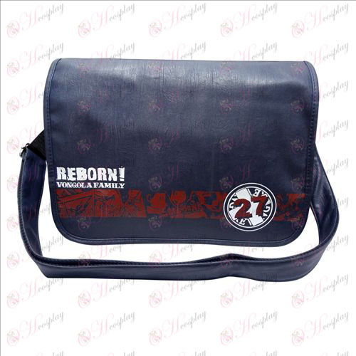 53-47 Messenger Bag Reborn! Accessories