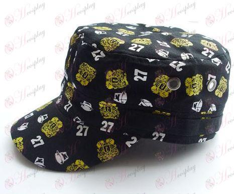 Fashionable cap-Reborn! Accessories (Black)