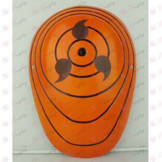 Naruto Uchiha spot mask